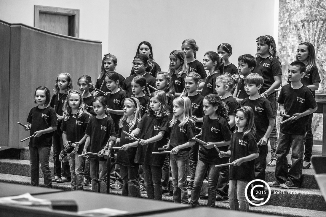 """Columbia Youth Choir """"World Music Festival"""" May 2, 2015"""