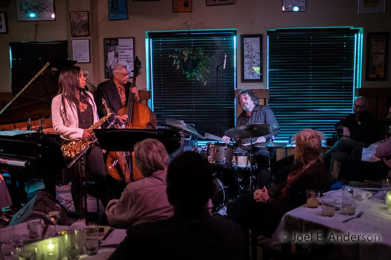 """Rufus Reid Trio +1 at Murry's (""""We Always Swing"""" Jazz Series)"""