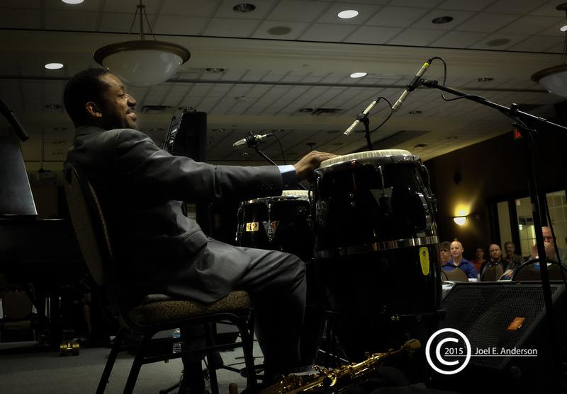Donald Harrison Quintet-2327